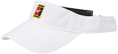 Nike Visière avec Logo Heritage Taille Unique White