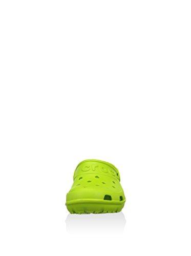 crocs Unisex-Erwachsene Hilo Clog Volt Grün