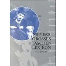 Meyers großes Taschenlexikon, 25 Bde., Bd.4, Cav-Der