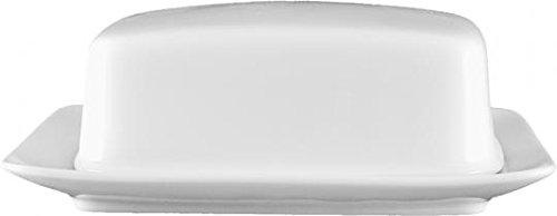 Butterdose 250gr. COMPACT WEISS UNI - Compact Butterdose