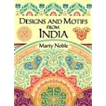 Designs and Motifs from India (Dover Pictorial Archives)