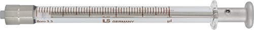 ILS 1.0 mL Volumen Teflon Luer Lock (TLL) Spritze