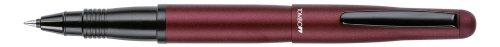 Tombow BW-TC-RD Tintenroller Object Aluminium inklusive Geschenkverpackung, dunkelrot-matt