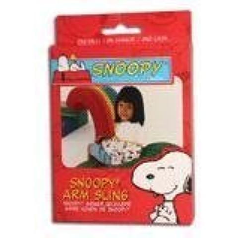 Sportaid Pediatric Arm Sling Snoopy SM by