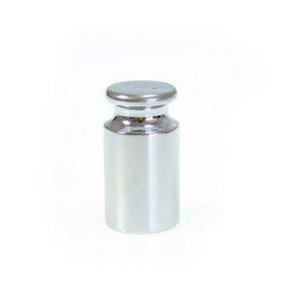 TOOGOO(R) 100 Gramm Chrom Skala Kalibrierung Kalibriergewicht Gewicht