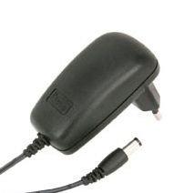 KesCom® Netzteil Ladegerät 12V für AVM Fritz Box Fon Wlan Fritzbox 3270, 5050, 5140, 7050, 7140, 7141, 7150, 7170, 7240, 7270, 7320,