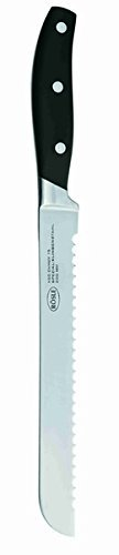Rösle - Brotmesser - Kunststoff/Stahl - Klingenschliff - 20cm