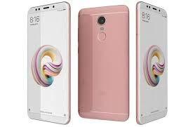 Xiaomi Redmi Note 5 Pro (Rose Gold, 4GB RAM, 64GB)