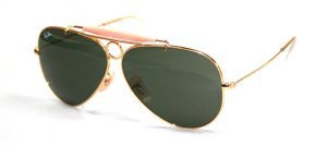 Ray-Ban Sonnenbrille SHOOTER (RB 3138)