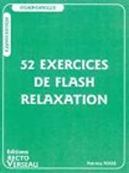52 exercices de flash relaxation