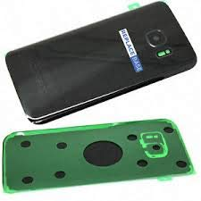 Tapa de Repuesto para Samsung Galaxy S7-G930F-S7-EDGE-G935-BACK-REAR-GLASS-BATTERY-COVER AllGadget