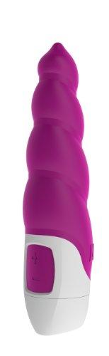 Joy-Lite styleVibe Mockba, Stabvibrator aus Silikon, pink, 1er Pack