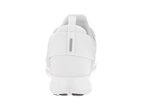 Nike Free RN Cmtr 2017, Scarpe Running Uomo Bianco (Weiß/weiß-weiß)