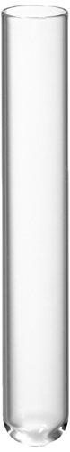 neoLab E-2406 Reagenzgläser, AR-Glas, 11,6 mm Durchmesser, 75 mm lang (200-er Pack)