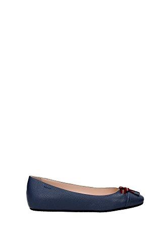 ballet-flats-bally-women-leather-blue-danyelle1216204864-blue-35euk