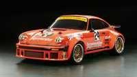 TAMIYA 300084431 1:10 RC 40 Jah. Porsche 934 RSR Jägermeister