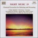 Night music Vol. 19 | Boccherini, Luigi. Compositeur