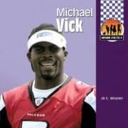 Michael Vick (Awesome Athletes Set 4 - 6 Titles) Michael Vick-player