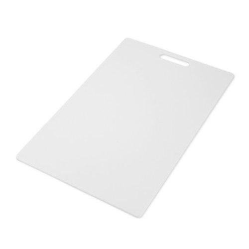 Farberware Schneidebrett aus Kunststoff 12-Inch by 18-Inch weiß - Farberware 12