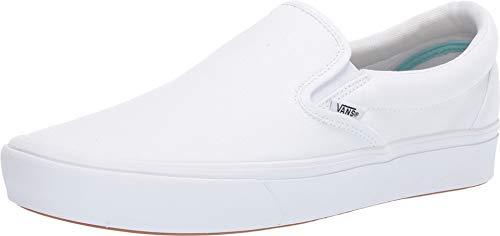 Vans ComfyCush Slip-On - Classic/True White/True White - Unisex White Classic Slip On