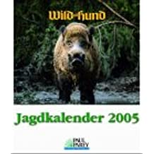 Jagdkalender 2004. Abreisskalender