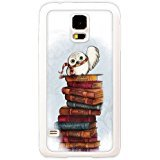 Harry Potter Coque Samsung Galaxy S5 Coque,Harry Potter Coque Samsung Galaxy S5 White Coque [Preuve Scratch] [Protection Goutte]