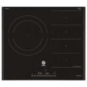 Balay - Placa inducción 60cm biselada negro