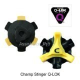 Champ Q-lok golf spikes-28 bulk packed by Champ (Spike Bulk)