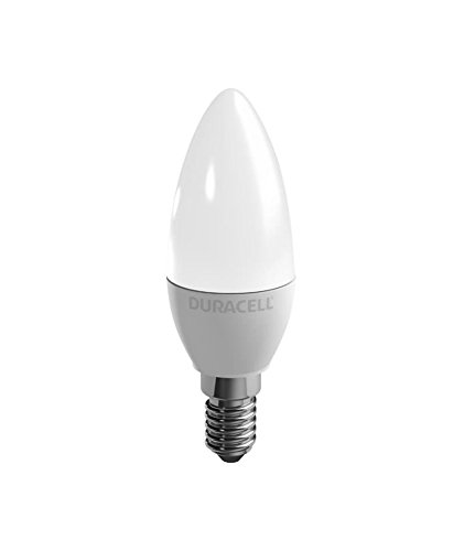 3er SET Duracell® LED Leuchtmittel Kerze Warmweiß E14 230V/3,8W - SET A+