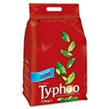 Typhoo Catering Tea Bags 2 x 1100