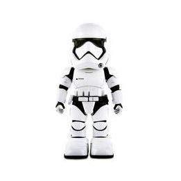UBTECH Star Wars Stormtrooper - Interaktiver Roboter mit Biometrischer Gesichtserkennung, Augmented Reality Spiele inkl. App, Sprachgesteuerter Roboter, Ego- & Third-Person Perspektive - Stormtrooper