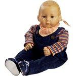Desconocido sigikid 26515  - Sigikid Junior muñeca, Negro Mameluco