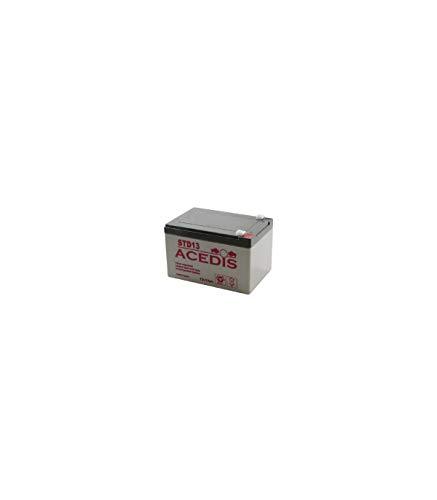 Batterie à décharge Lente AGM STD 13 amp