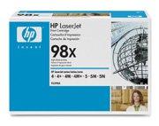 Preisvergleich Produktbild Hewlett Packard -HP- Laserjet 5 (92298X) original Toner-Kartusche - Schwarz/Black