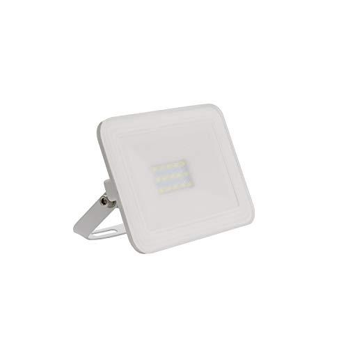 Foco Proyector LED Slim Cristal 10W Blanco Blanco Neutro 4000K-4500K efectoLED