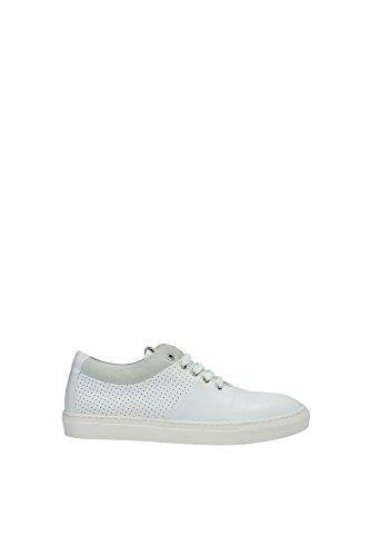 AI511251P Armani Collezioni Sneakers Uomo Pelle Bianco Bianco