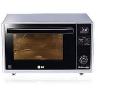 LG MJ3283BCG 32 Litre 2400-Watt Convection Microwave Oven (Silver)  available at amazon for Rs.26789