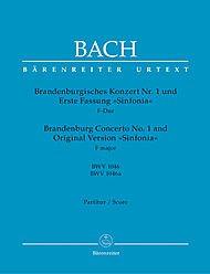 Brandenburgisches Konzert F-Dur BWV 1046 (Nr. 1)