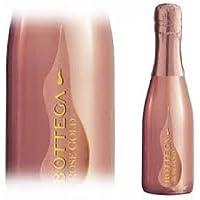 BOTTEGA ROSE GOLD PROSECCO MINI BOTTLE 20CL