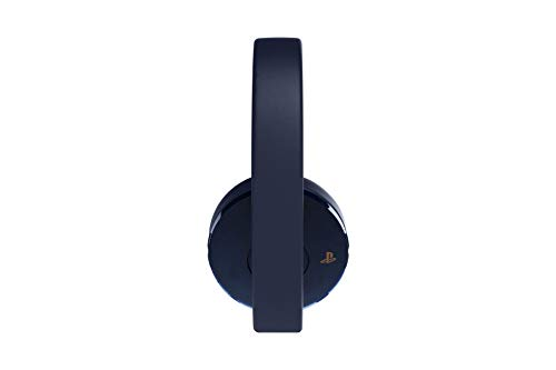 Gold Wireless Headset 500 Million Limited Edition (Ps4)
