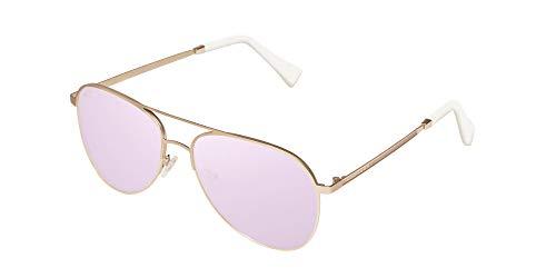 HAWKERS · LACMA · Gold · Light Purple · Gafas de sol para hombre y mujer