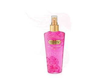 Victorias Secret Strawberry & Champagne Mist 8.4oz