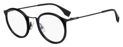 Fendi Herren FF M0023 KB7 48 Sonnenbrille, Grau (Grey),