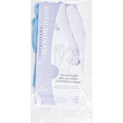 COMPRESSANA Gummihandschuhe Gr.4 farbig 2 St Handschuhe