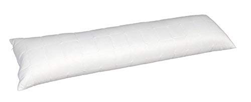 *BEFA CARE / Seitenschläferkissen / 40 x 145 cm/Mikrofaser mit Reißverschluss/extra fest gefüllt*