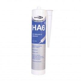 Bond-It HA6 White Marine Adhesive Premium Silicone Sealant - Suitable for marine...