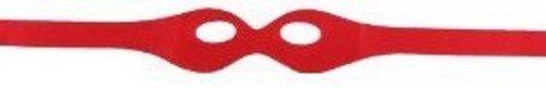 TV Store Superhero Kostüm Felt Augenmaske (rot)
