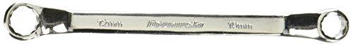 10mm 12mm 12-Punkt-Ringsschlüssel, 10mm / 12mm, Offset-Doppel-Enden, Metall 12Punkt Ring Ende Box SchraubenschlüsselRing Ende Box Schraubenschlüssel (10 Offset-schraubenschlüssel Mm)