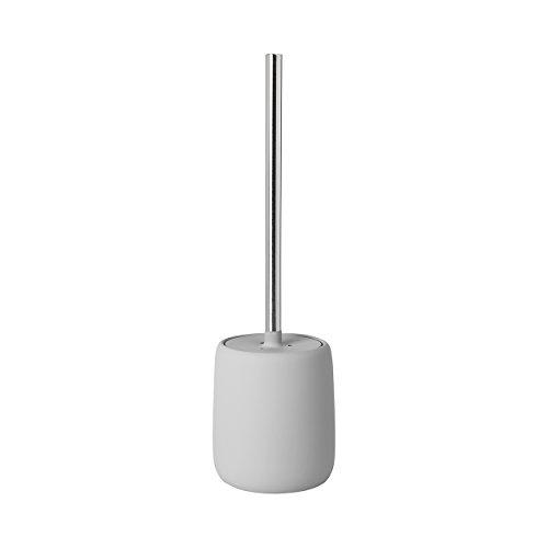 Blomus - SONO - WC-Bürste - Micro Chip - Keramik/Kunststoff/Silikon - H 39 cm x Ø 11 cm