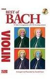 CHERRY LANE BACH J.S. - BEST OF BACH + CD - VIOLON Klassische Noten Violine